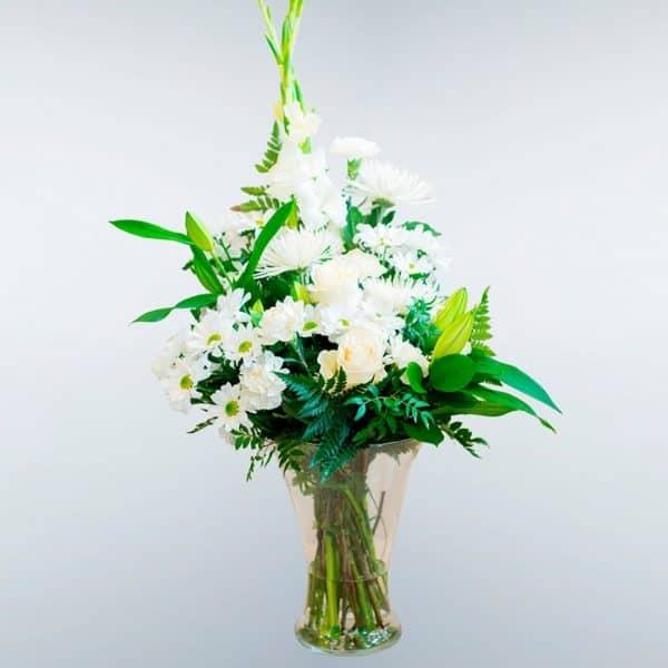 Enviar Ramo de flores Tauro a todos los tanatorios de Madrid y Toledo