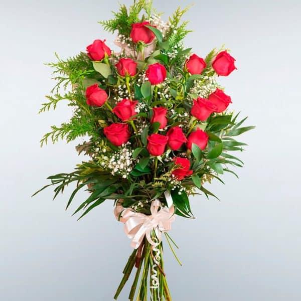 Envío de Ramo de flores Perseo a todos los tanatorios de Madrid y Toledo