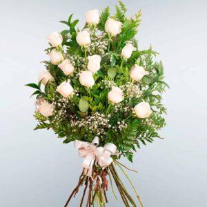 Envío de Ramo de flores Stella a todos los tanatorios de Madrid y Toledo