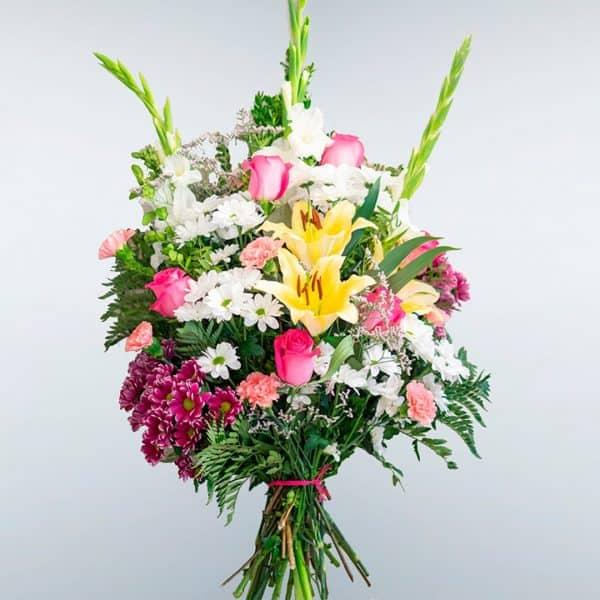 Envío de Ramo de flores Antracita a todos los tanatorios de Toledo y Madrid