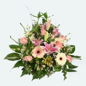 Centro de flores ramses para enviar al tanatorio.