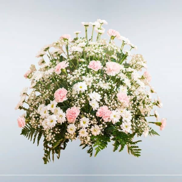 Enviar Centro de flores Vía Láctea a cualquier tanatorio de Toledo o Madrid